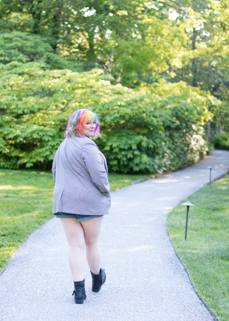 Hairspray and High Heels Fashion Blogger Summer Shoot 9