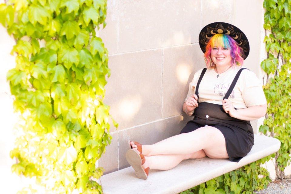 Hairspray and High Heels Fashion Blogger Summer Shoot 21