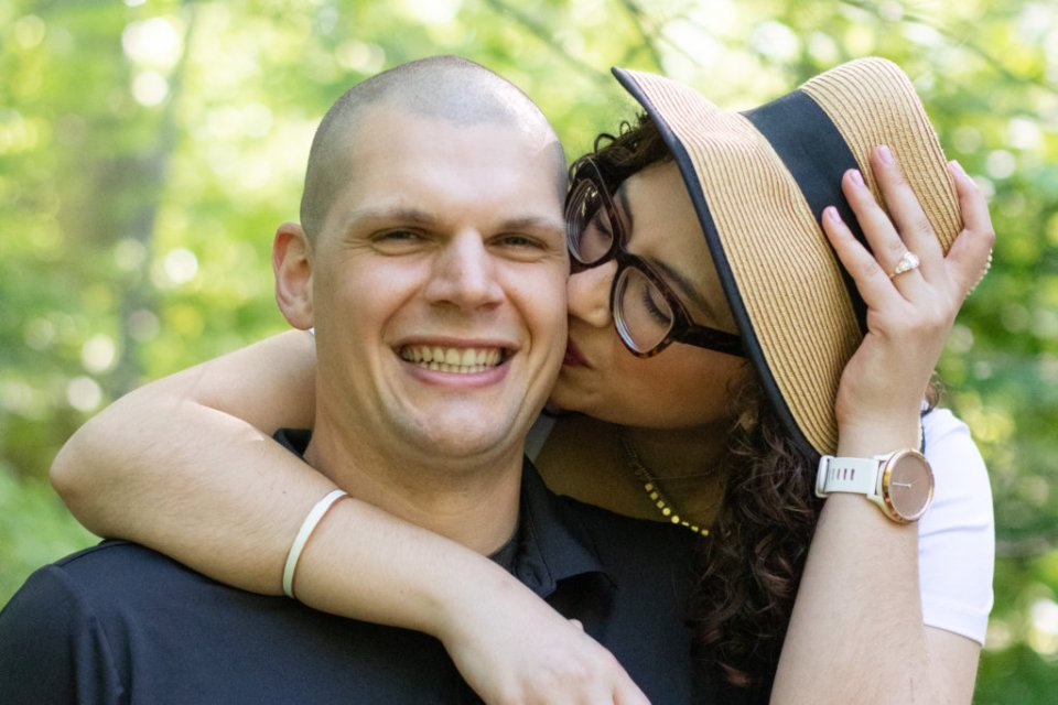 Engagement Session in Haddonfield, NJ 16