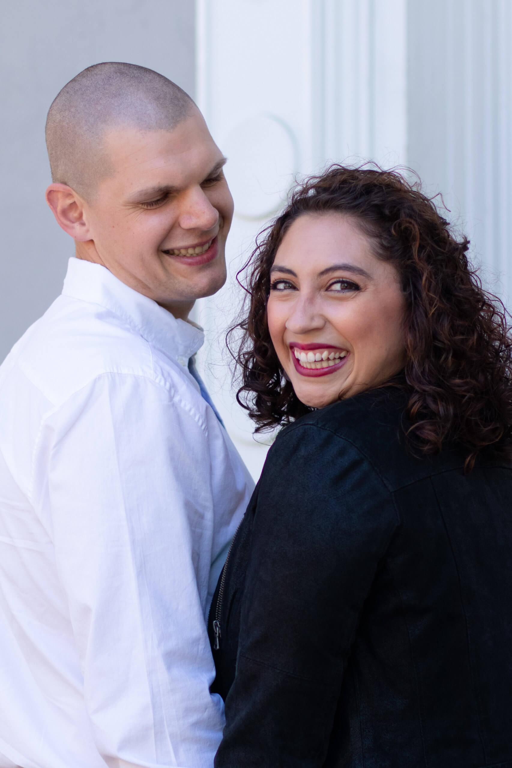 Engagement Session in Haddonfield, NJ