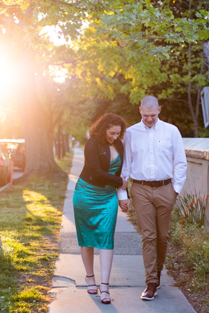 Engagement Session in Haddonfield, NJ 13