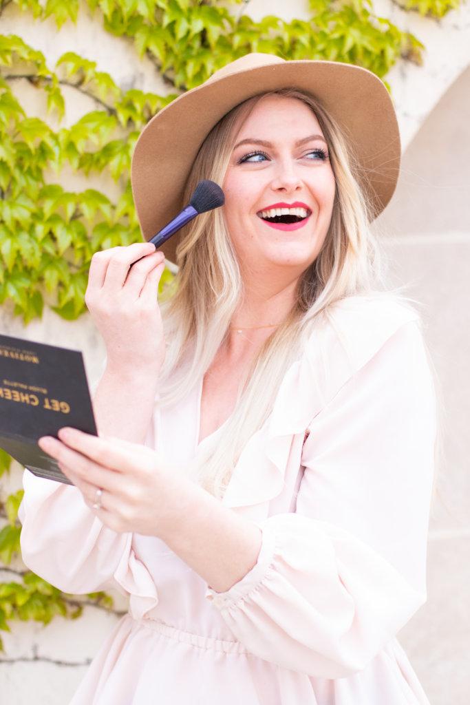 Headshot Session at Longwood Gardens with Beauty Advisor, Renee Wadsworth 4