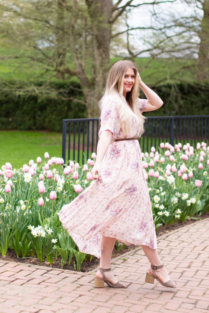 Headshot Session at Longwood Gardens with Beauty Advisor, Renee Wadsworth 19
