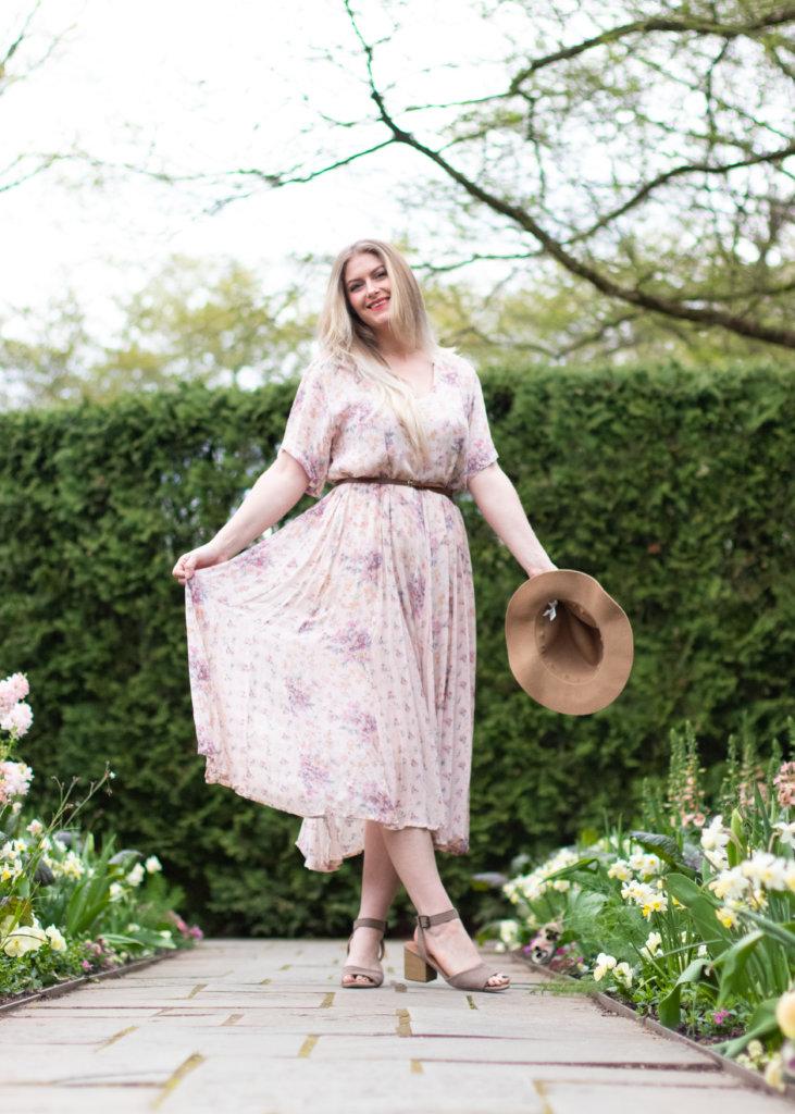 Headshot Session at Longwood Gardens with Beauty Advisor, Renee Wadsworth 22