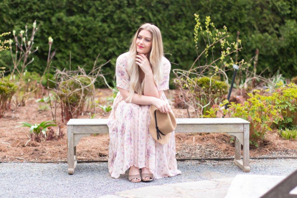 Headshot Session at Longwood Gardens with Beauty Advisor, Renee Wadsworth 36