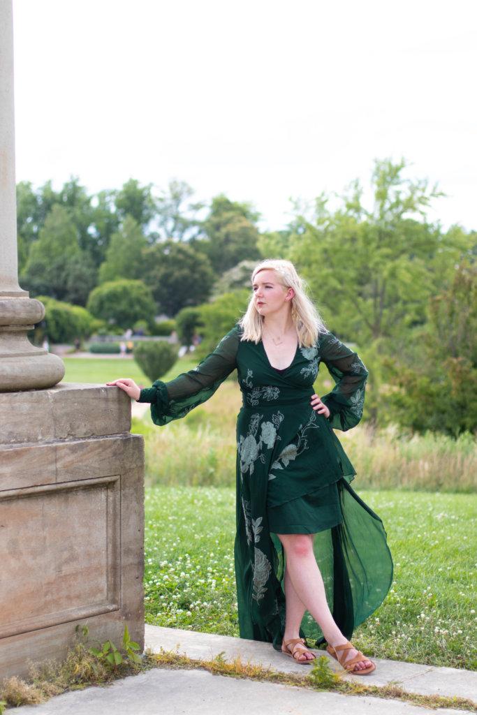 Washington DC Greek Goddess Summer Photo Shoot 19