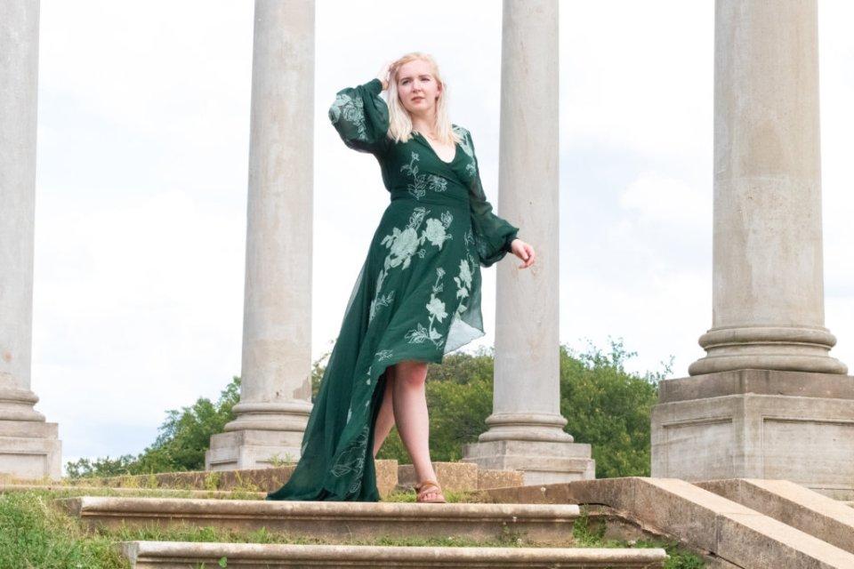 Washington DC Greek Goddess Summer Photo Shoot 25