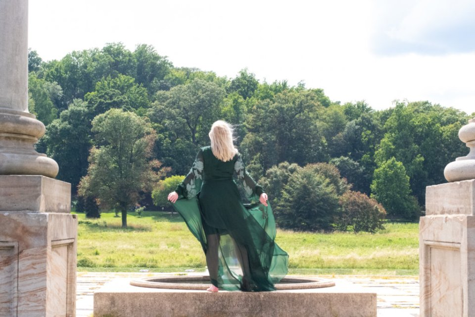 Washington DC Greek Goddess Summer Photo Shoot 35