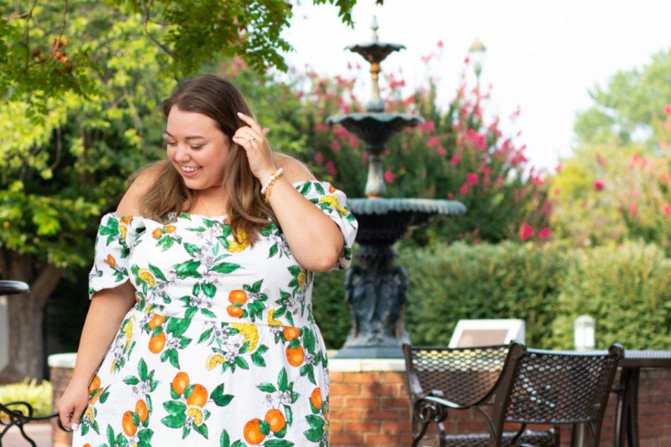 Fashion Blogger Summer Shoot in North Carolina 3