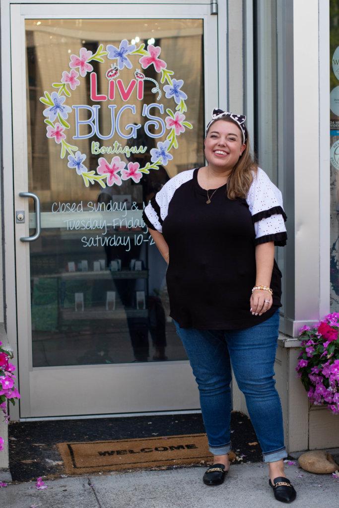 Fashion Blogger Summer Shoot in North Carolina 15