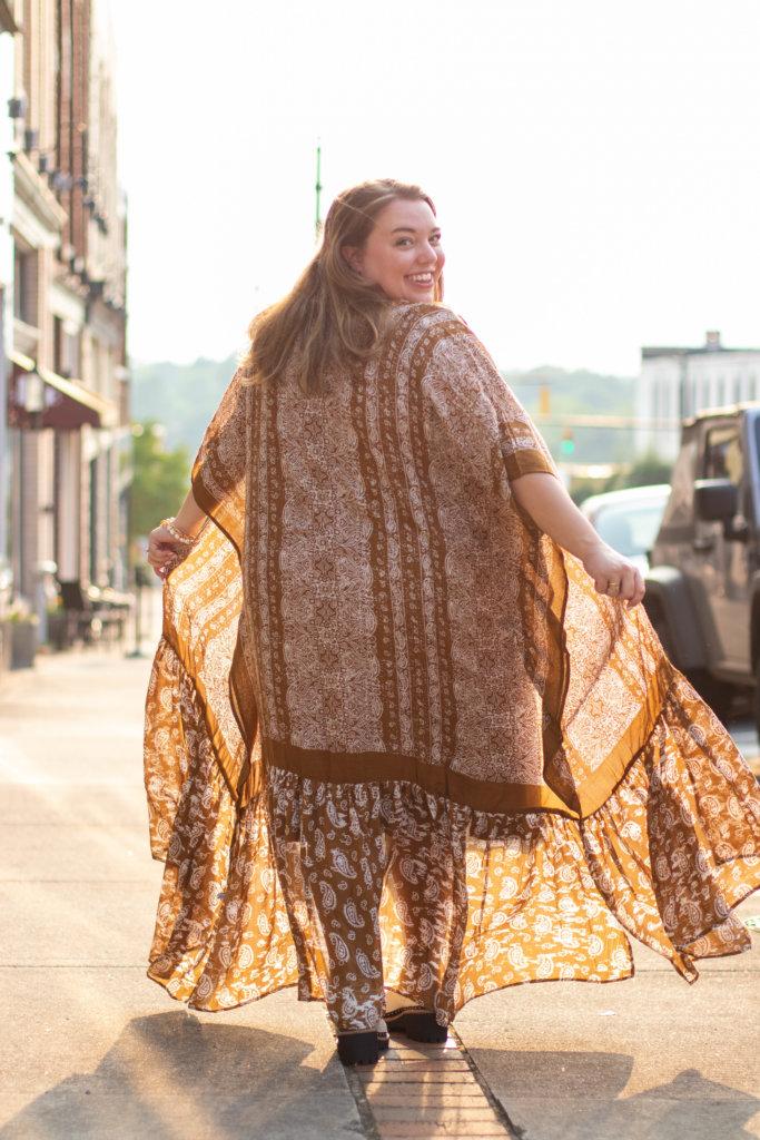 Fashion Blogger Summer Shoot in North Carolina 30