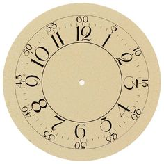 29d03ea6cc58a0f4b62b9aa177223fd0--clock-stencil-analogue-clocks