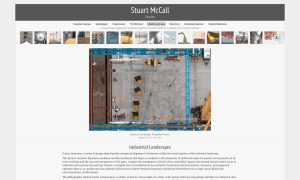 Screenshot of stuartmccall.ca