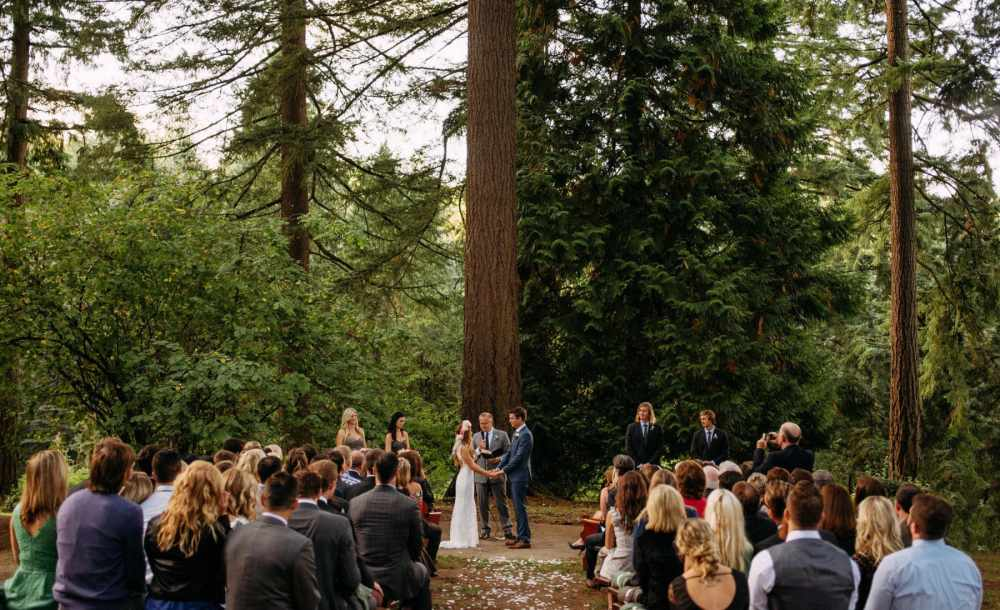 Portland Wedding Venues Dylan M Howell