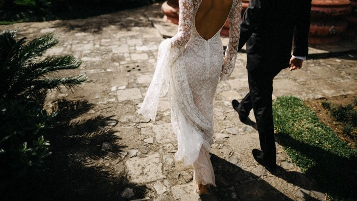 Thyme garden oregon wedding