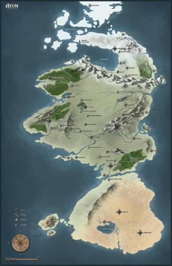 Aeon Map - Digital