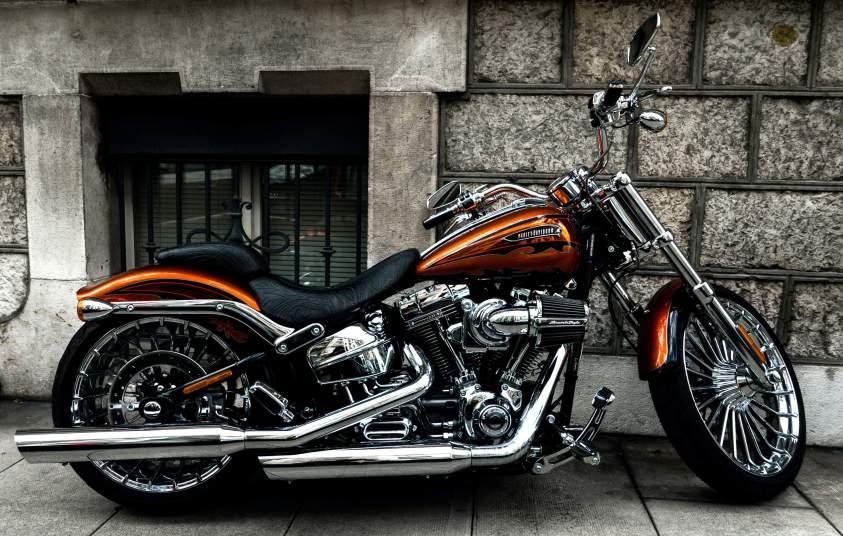 Harley Davidson Motorcycle Detailing and Wash
