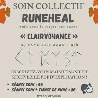 Soin collectif RUNEHEAL 27/11 !