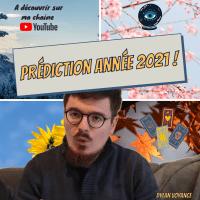 Prédiction pour l'année 2021 !