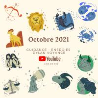 Octobre 2021 - Guidance de TOUS les signes !