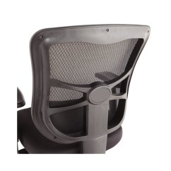 Alera Elusion Series Mesh Mid Back Multifunction Chair Office Max Computer Chairs Black