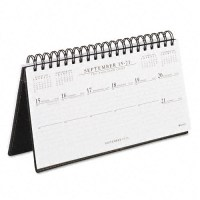 At-a-Glance Executive Weekly Desk Tent Calendar - AAGEWT300