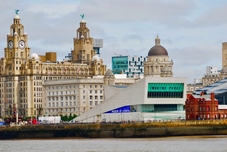 Buildings in Liverpool