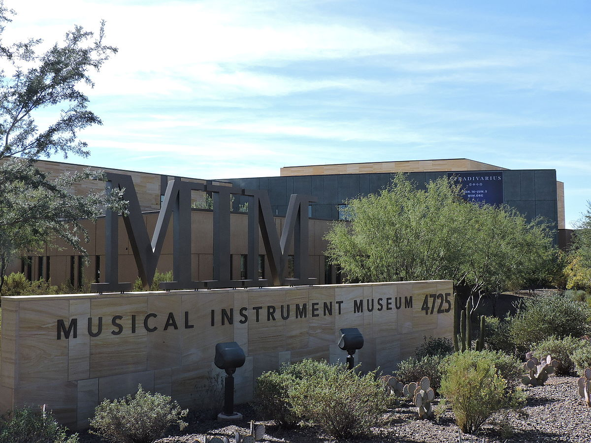Musical Instruments Museum