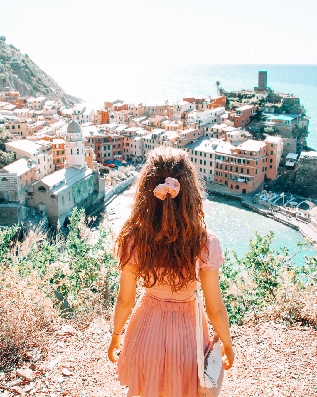 Viewpoint in Vernazza
