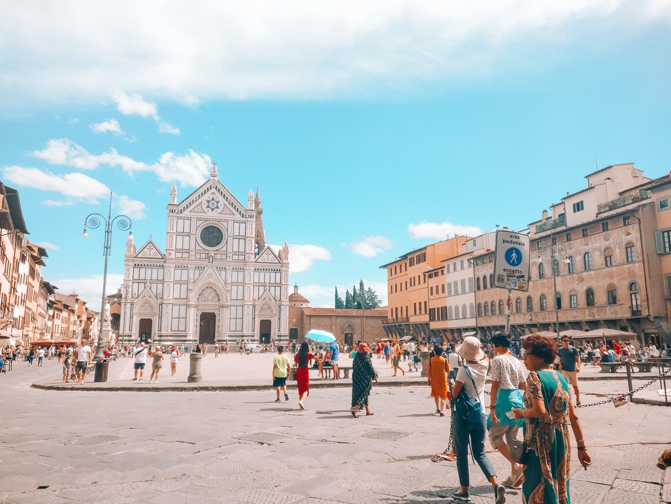 Santa Croce and square