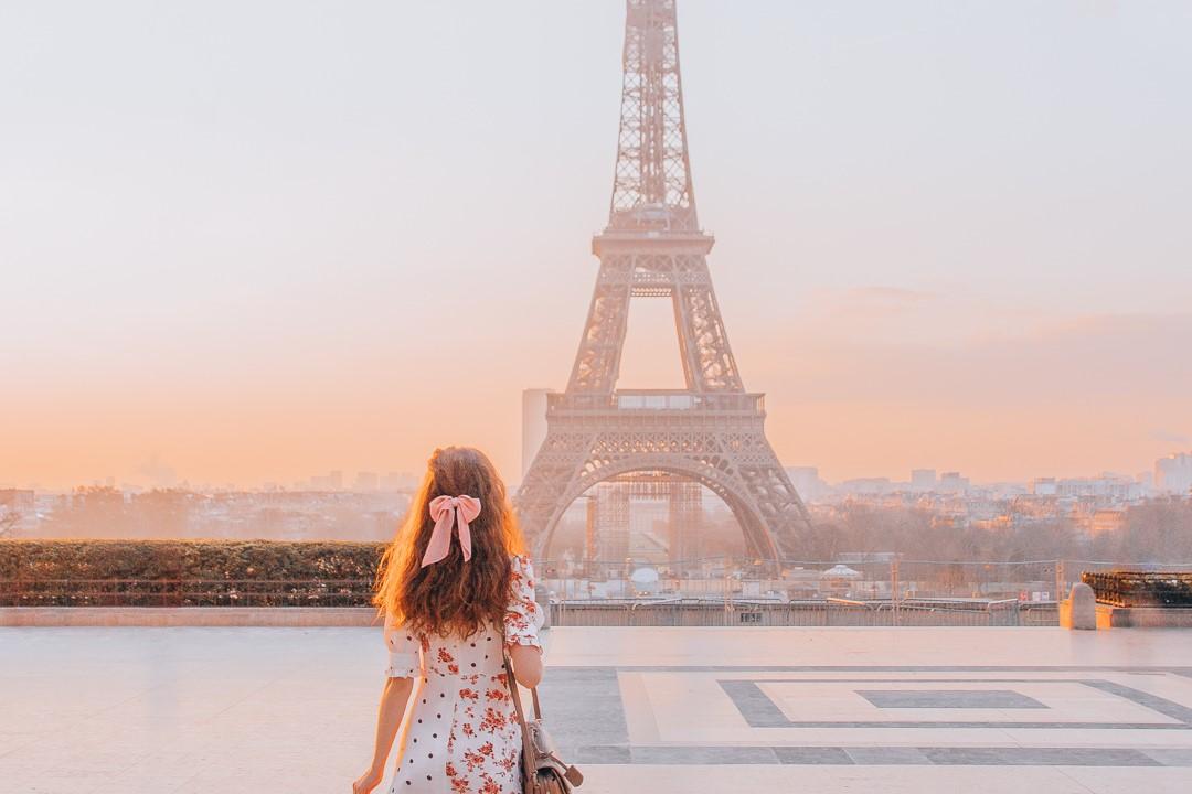 Eiffel Tower at Trocadéro