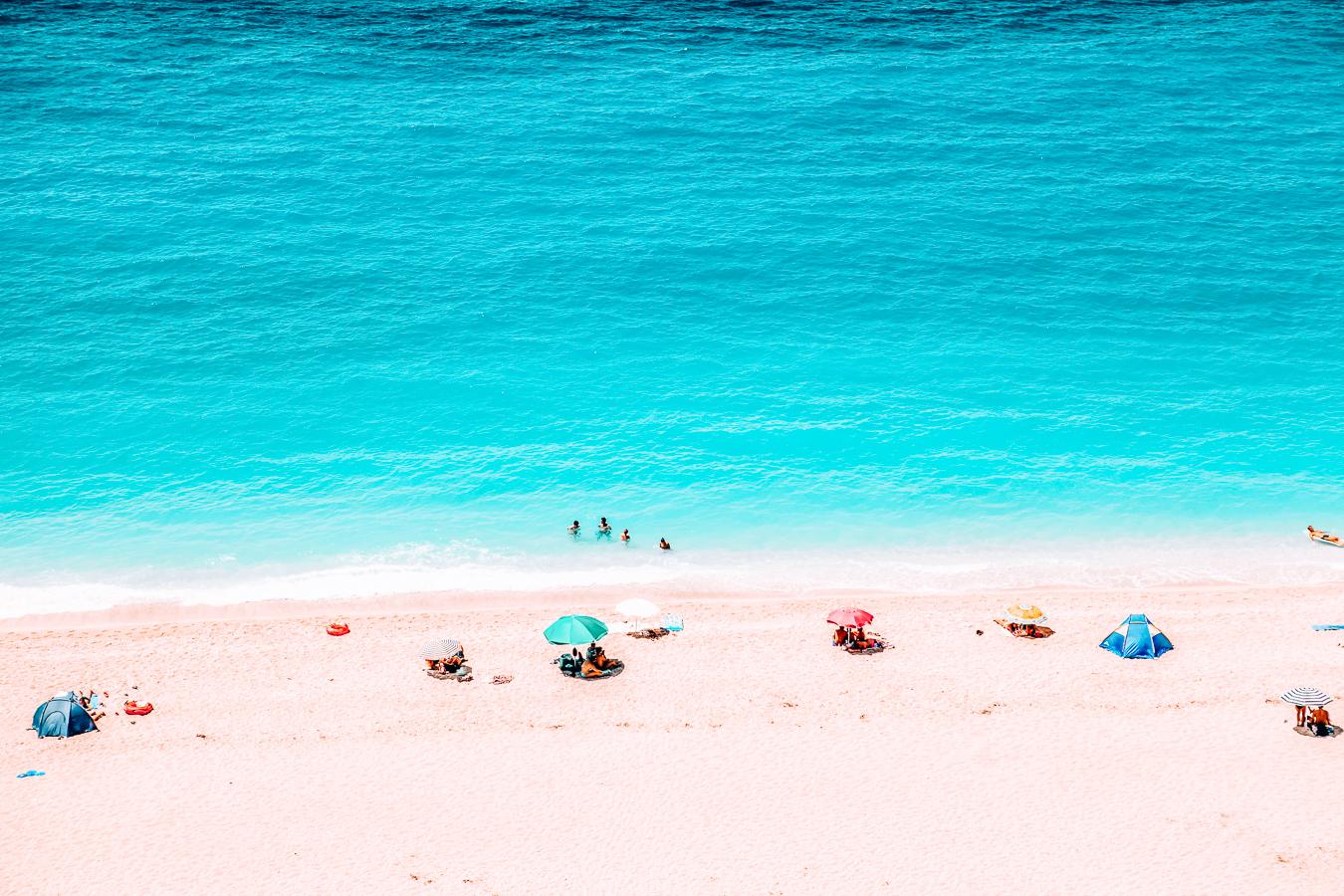 Beach in Lefkada