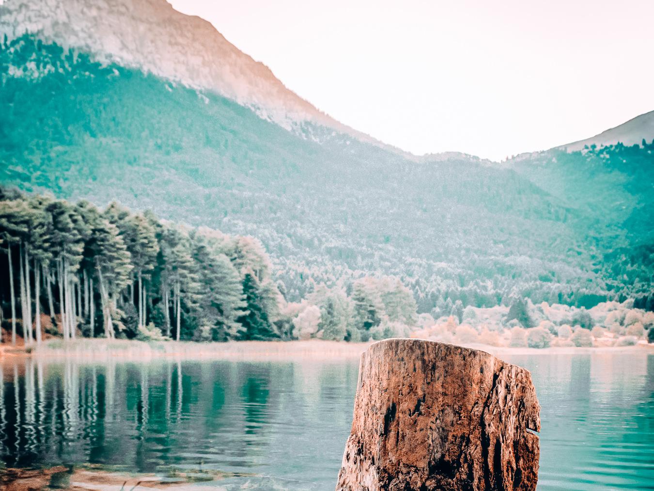 Lake Doxa, Greece