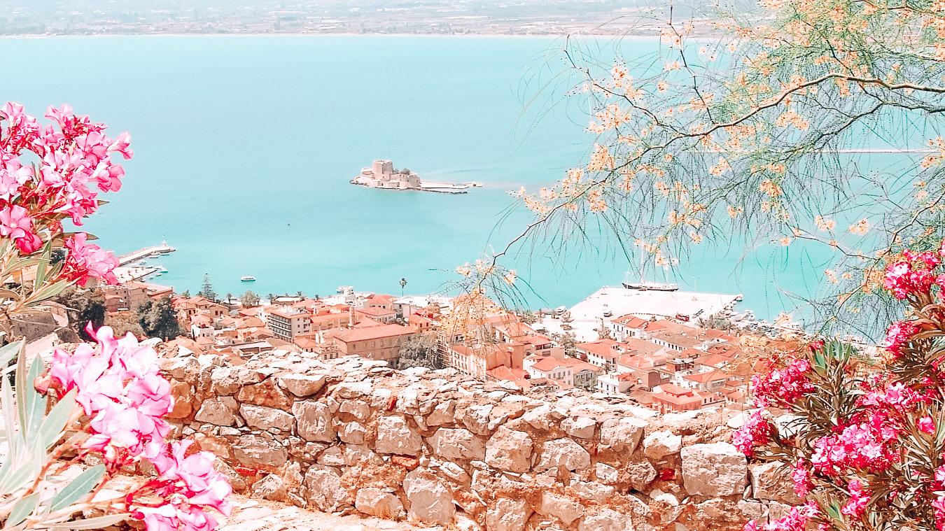 View of Nafplio
