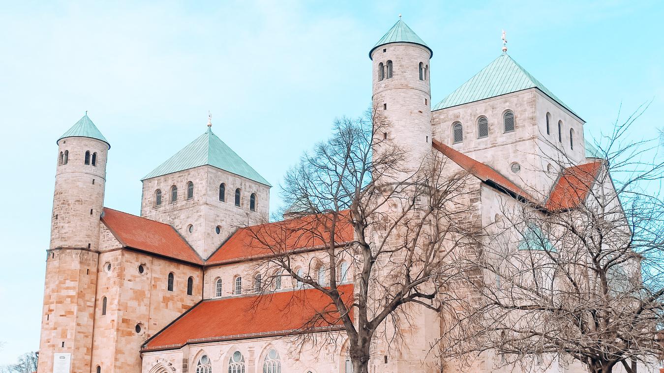 St. Michael's Church in Hildesheim