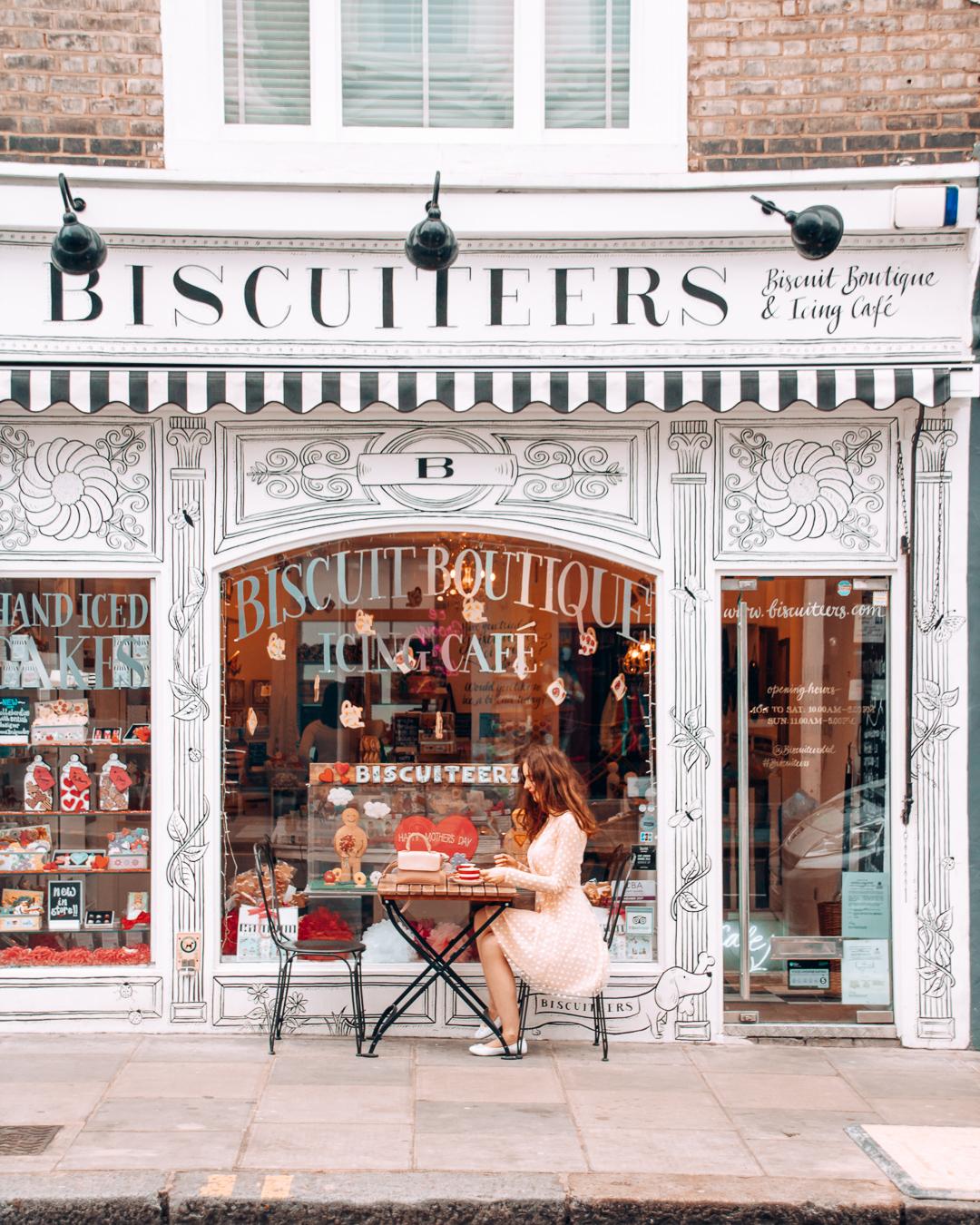 Biscuiteers in London