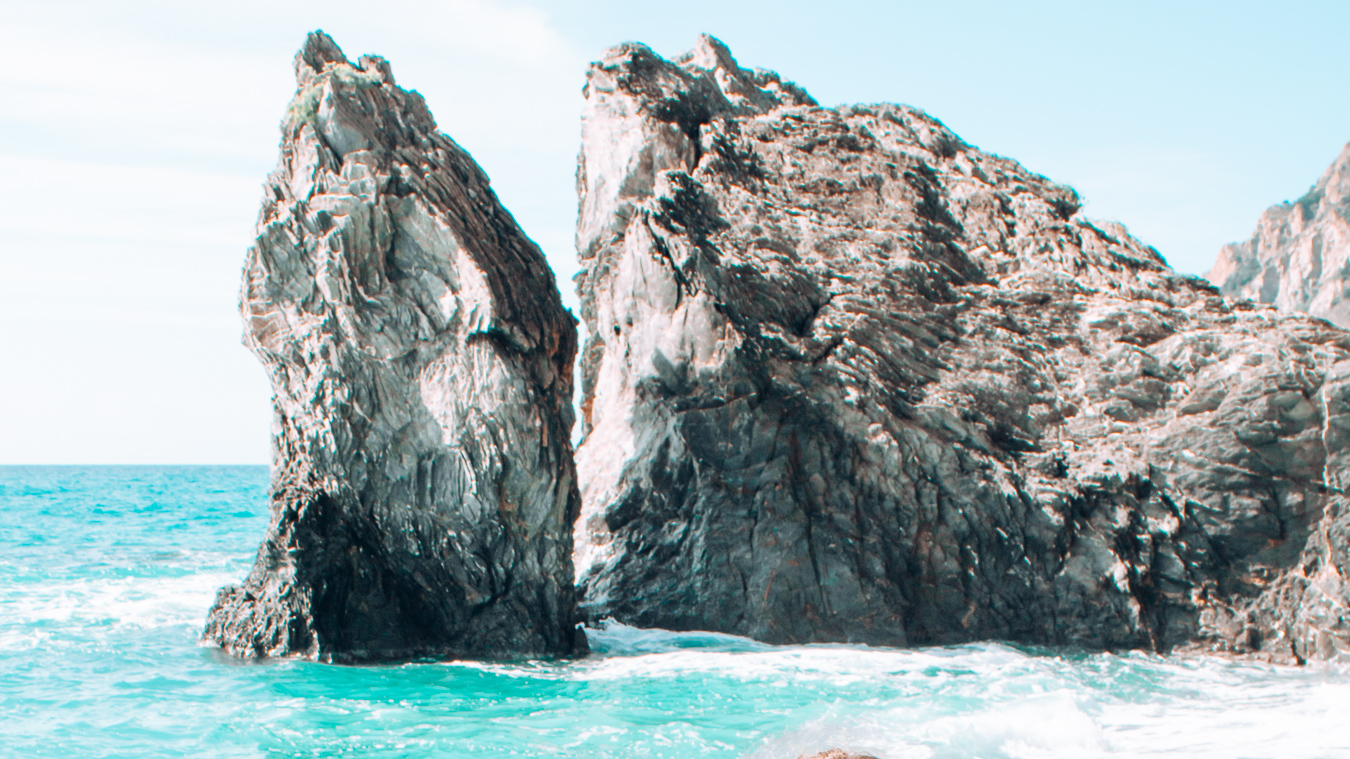 Scoglio di Monterosso in Cinque Terre