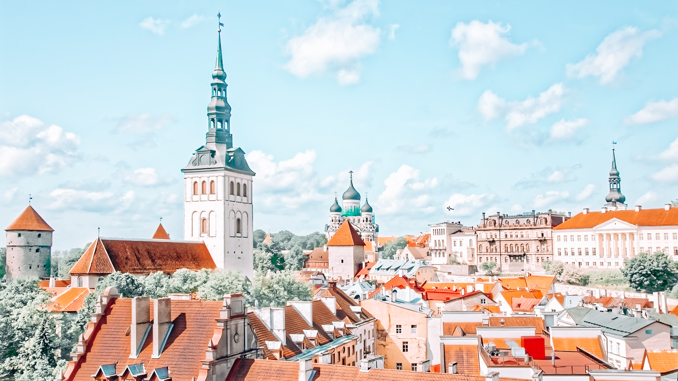 Buildings in Tallinn