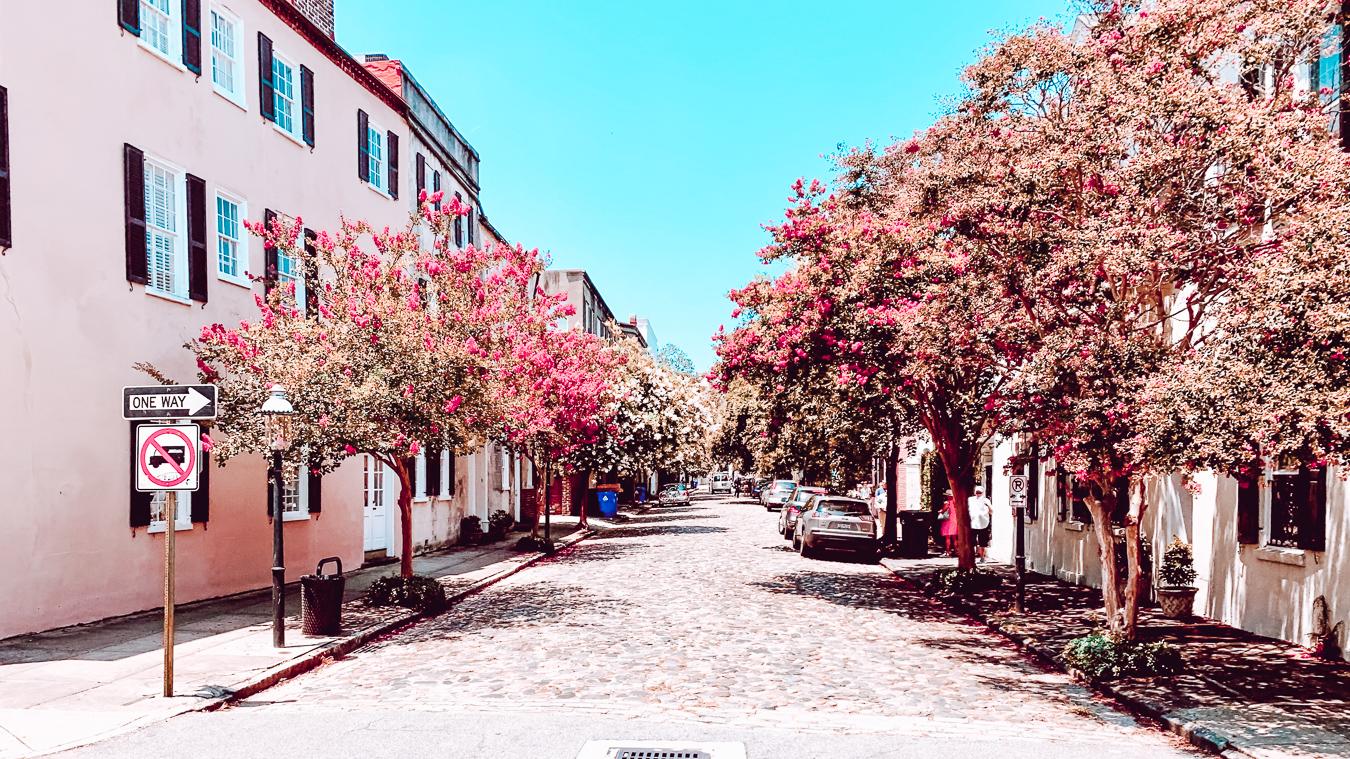 Chalmers Street in Charleston