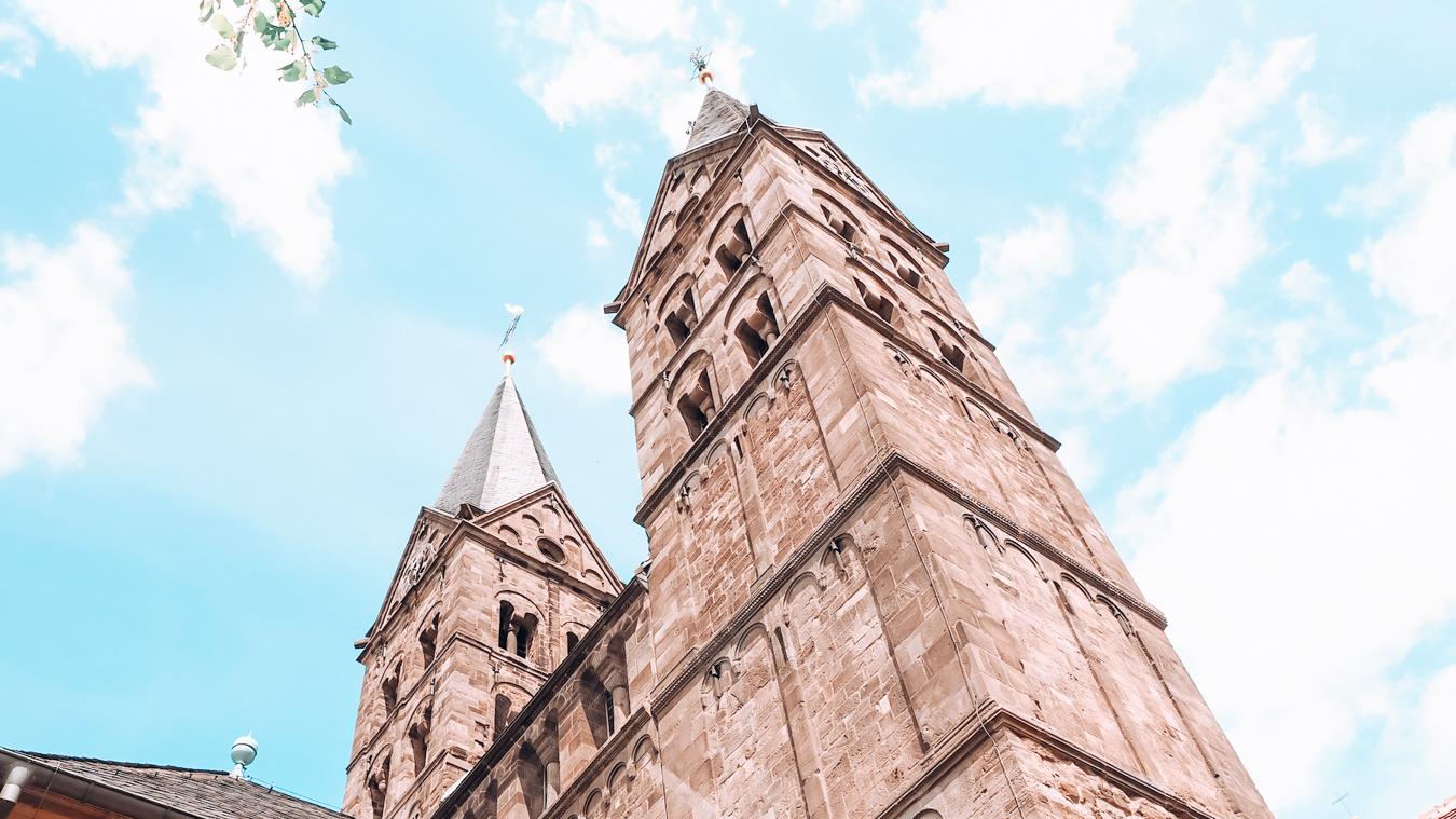 A church in Fritzlar