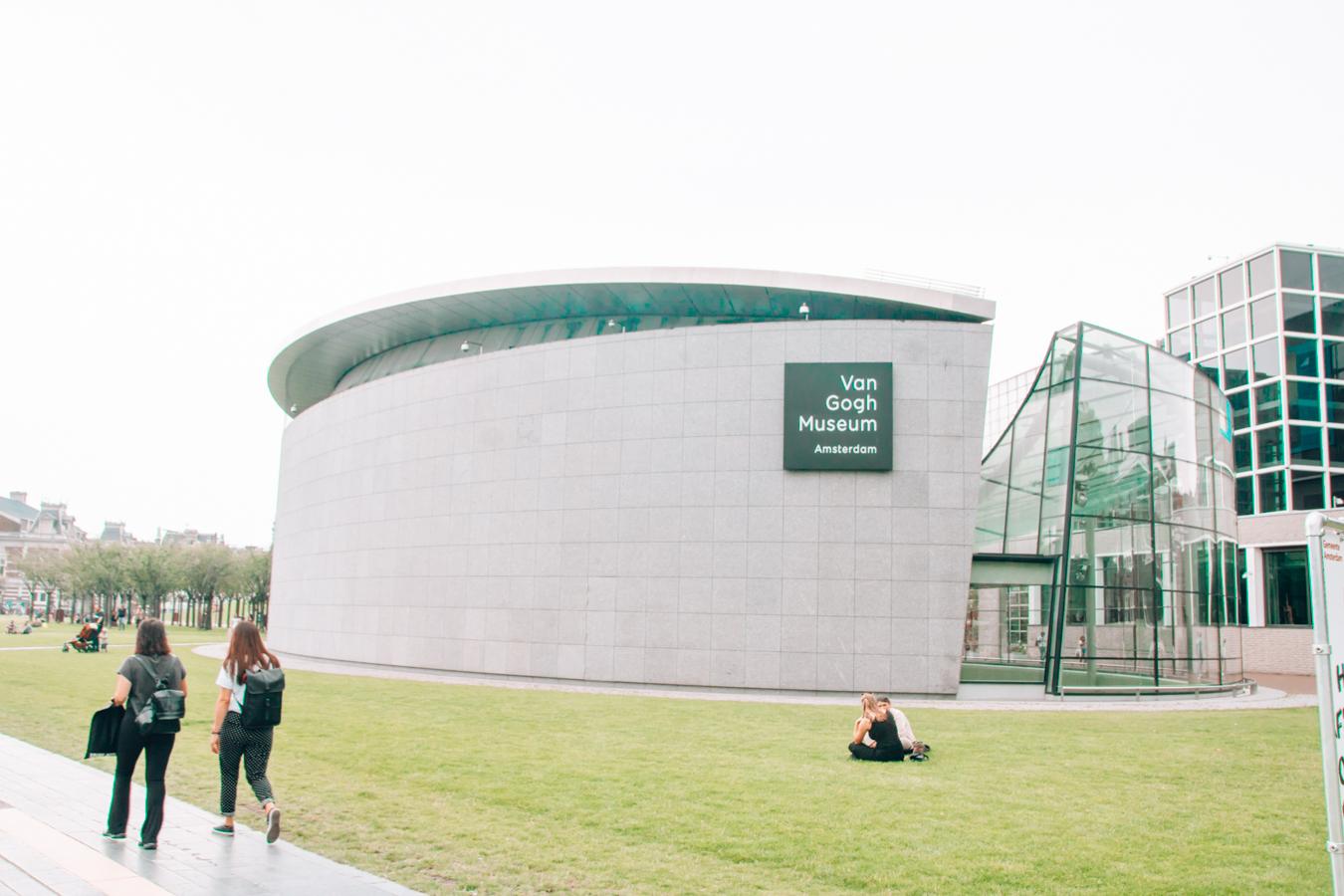 Van Gogh Museum at Museum Square