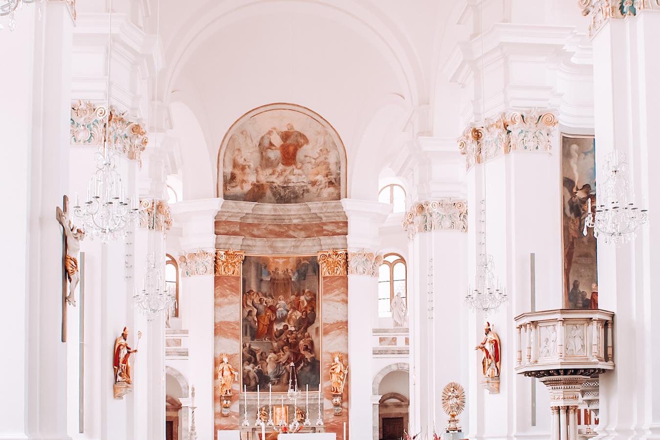 Jesuit Church in Heidelberg