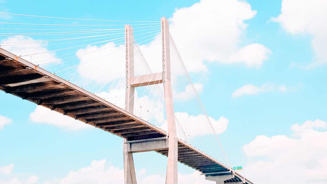 Bridge in Savannah