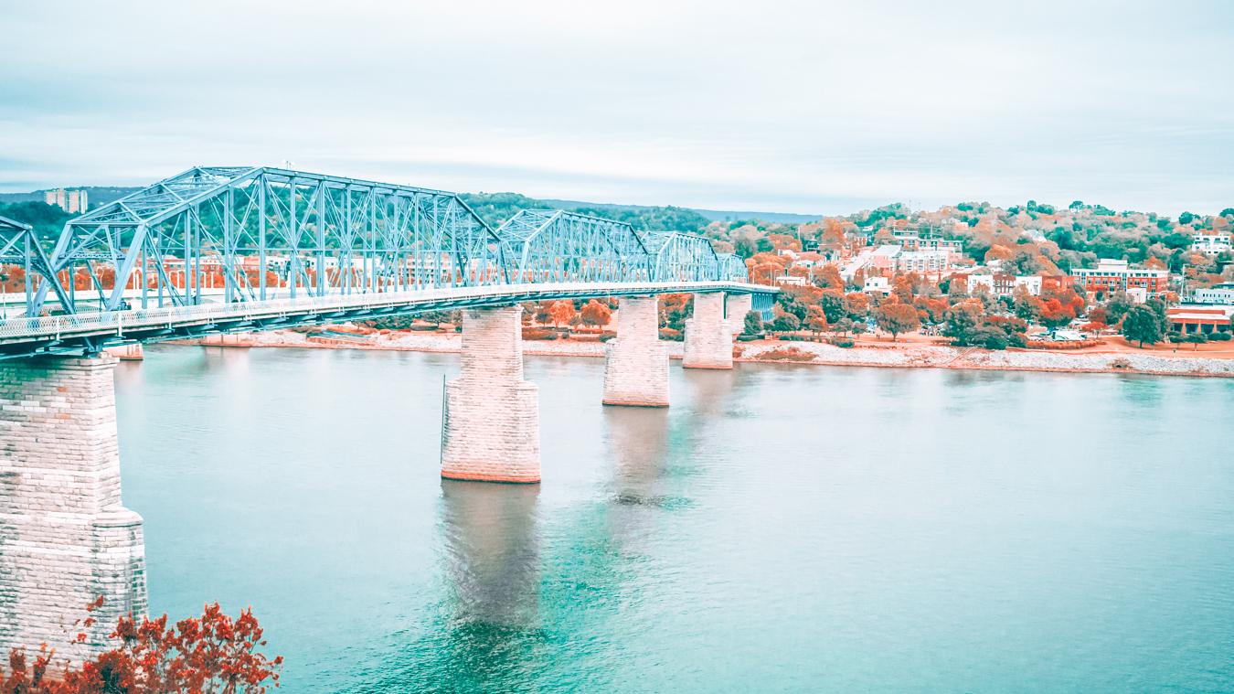 Bridge in Chattanooga