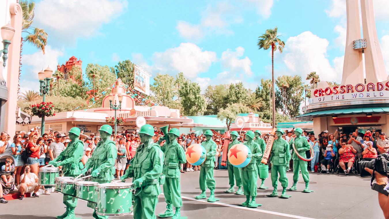 Disney's Hollywood Studios in Orlando