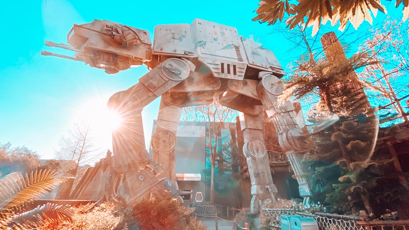 Statue at Disney's Hollywood Studios