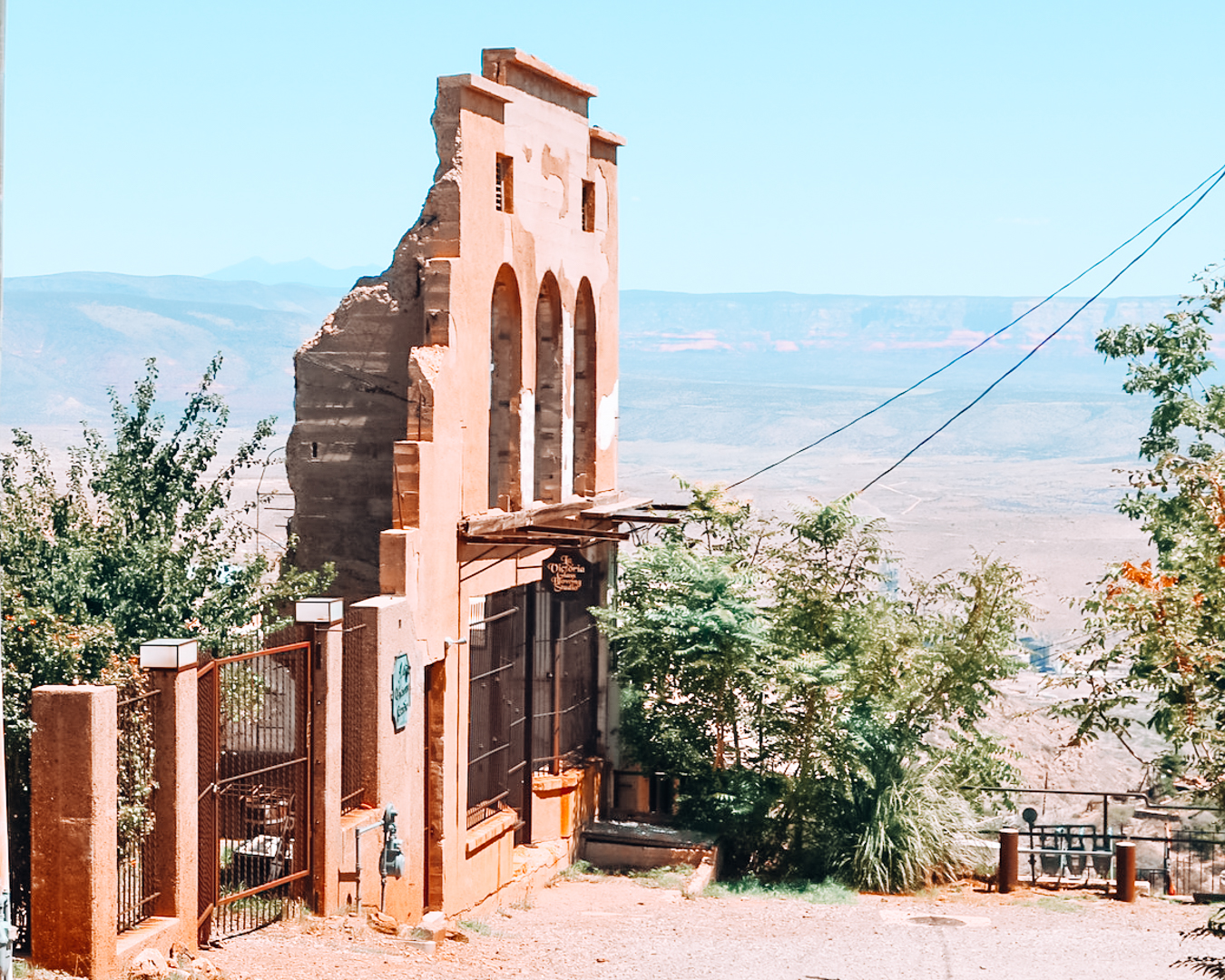 Building in Jerome