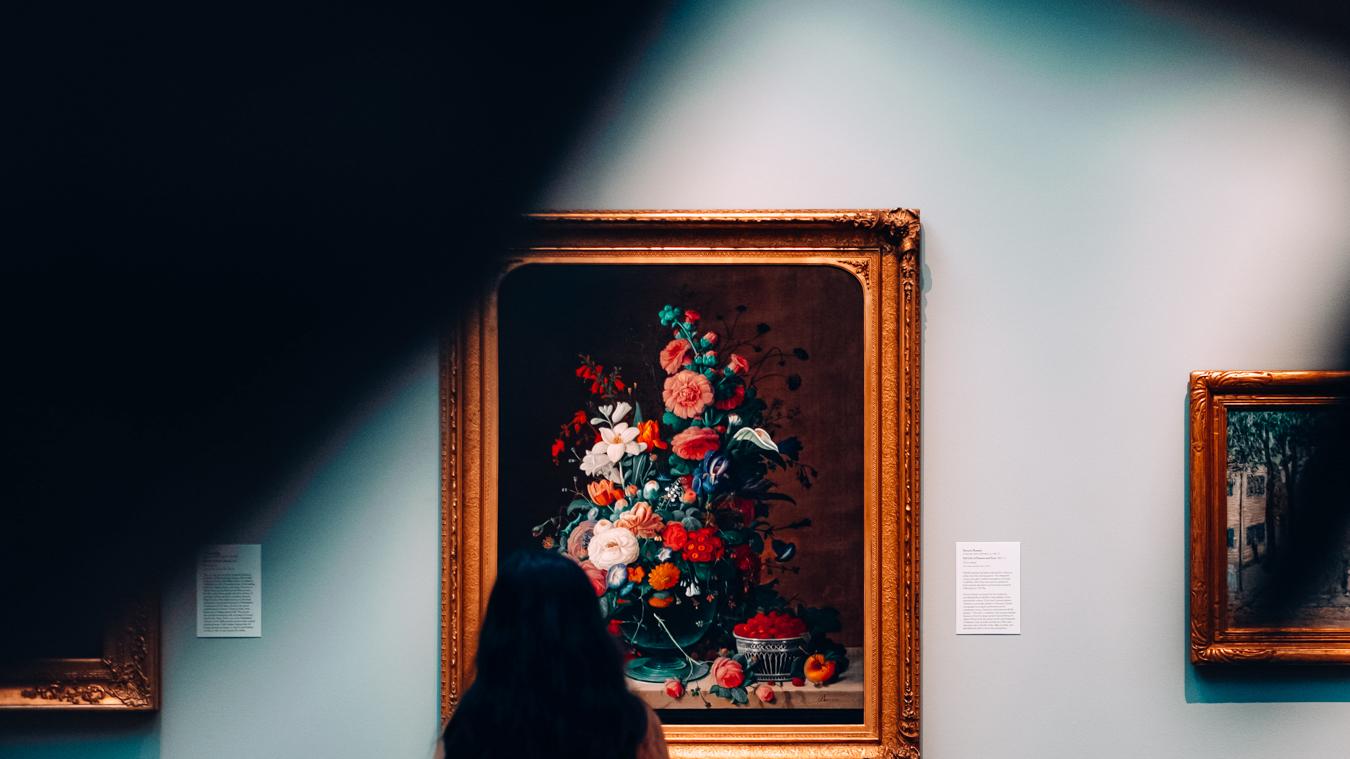 Artwork at the Portland Art Museum