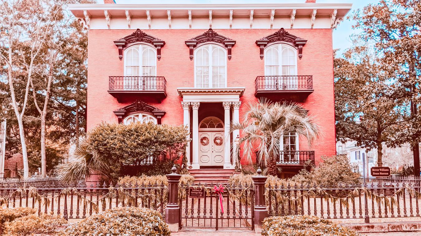 Mercer-Williams House in Savannah
