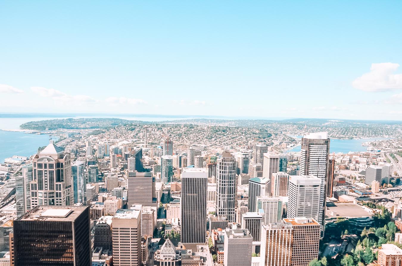 Buildings in Seattle